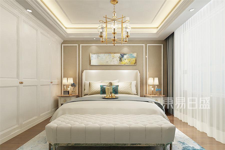 190平米众美青城简约欧式风格女儿房装修效果图