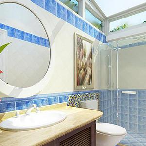 檀香山-美式-卫生间