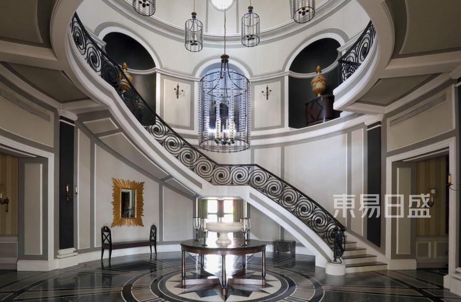 新古典-楼梯