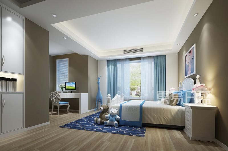 现代简约 - 现代简约卧室装修效果图