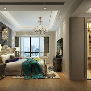 卧室装修效果图 欧式古典装饰设计