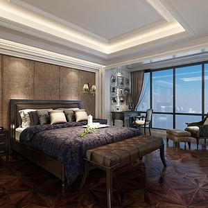 别墅雅致风格儿卧室装修效果图