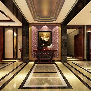 星海CEO公馆-欧式古典-400平