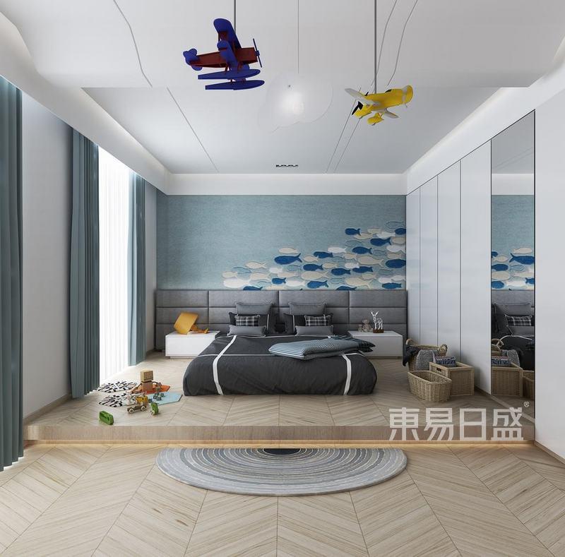 轻奢新主义-卧室