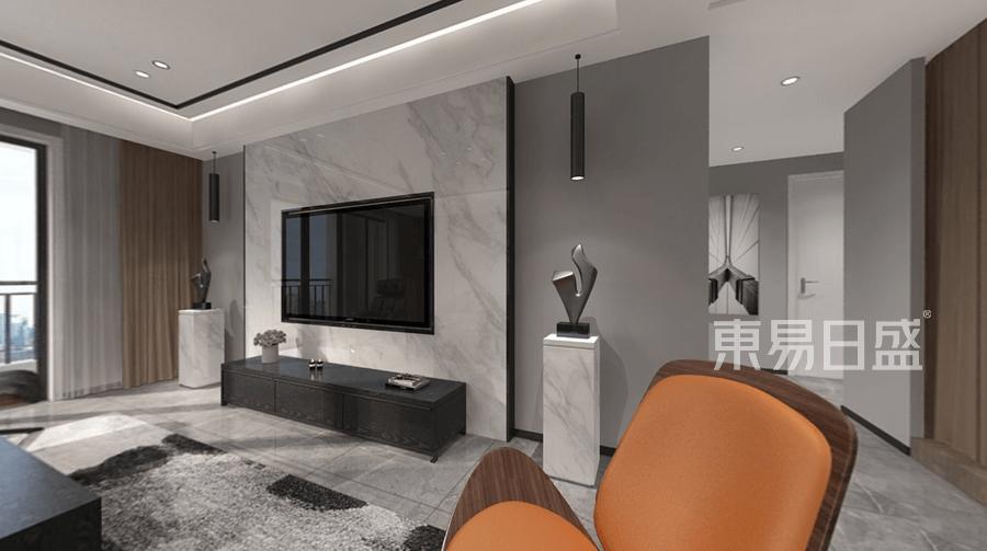 首站一号-现代风格-客厅