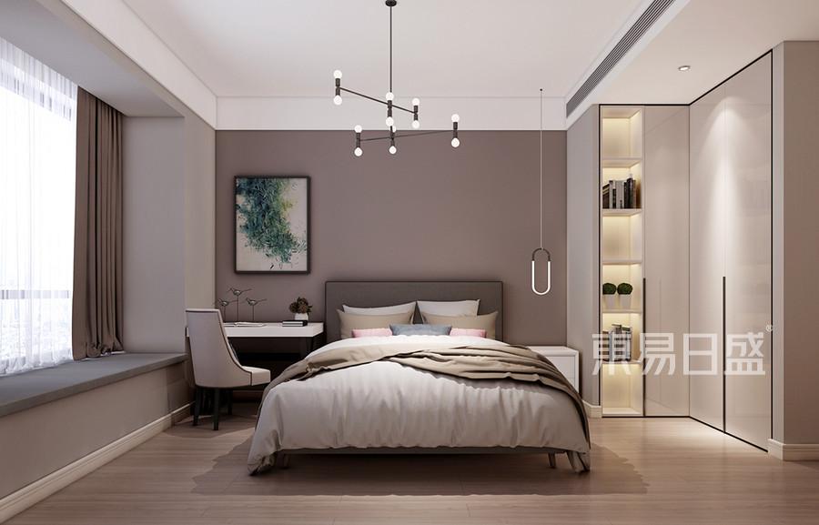 现代新极简风格卧室装修有什么可以免费领红包