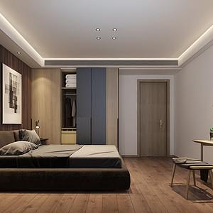 新中式风格女儿房装修设计