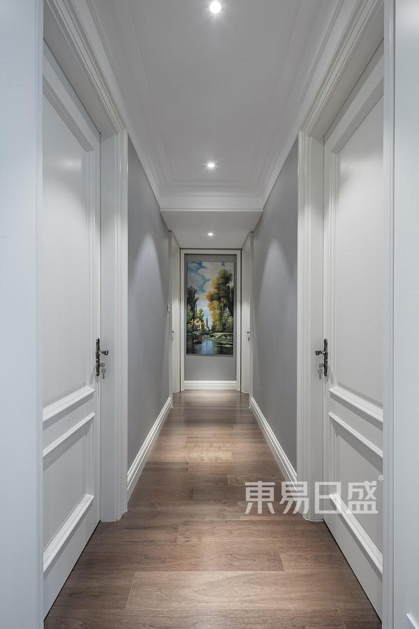 简美风格走廊实景拍摄