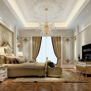 威尼斯花园 简欧风格 卧室