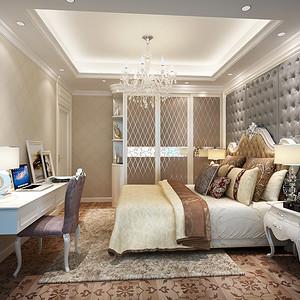 纯水岸15期 欧式古典风格室内设计 278平米