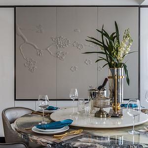 康城国际现代风格餐厅