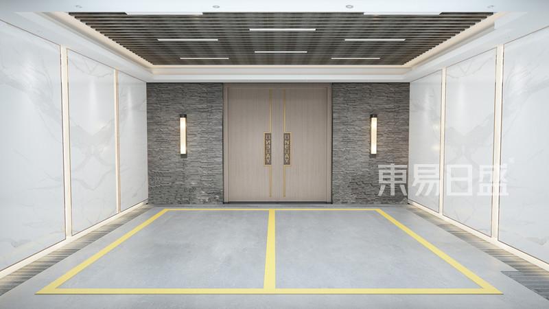 现代简约 - 车库装修效果图-别墅装修设计方案