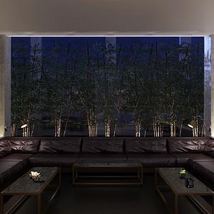 阳台装修效果图 新古典风格装饰设计