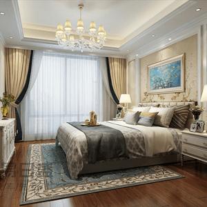中式卧室尽显温馨