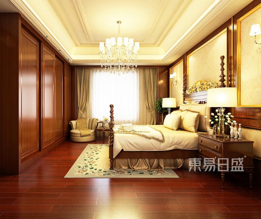 私人会所别墅欧式风格装修效果图图片