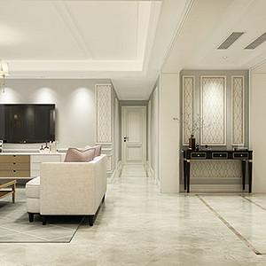 万达ONE天樾 简美装修效果图 四室两厅 192平米