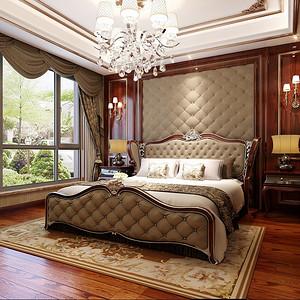 凤凰城-卧室装修效果图