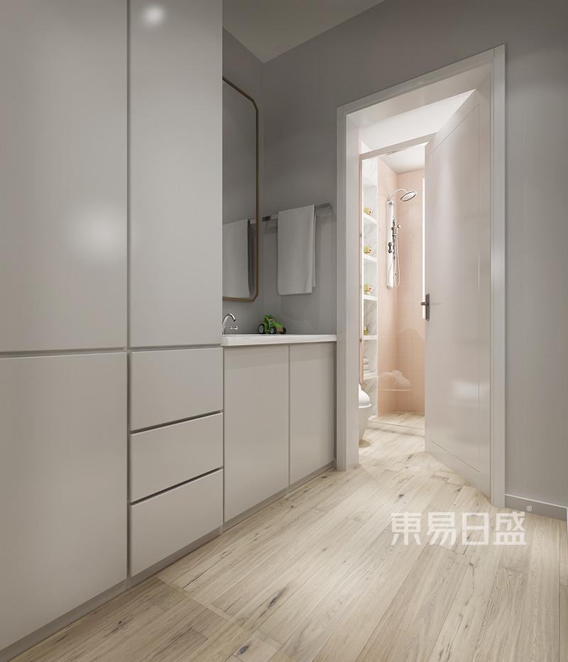 现代简约 - 可爱的卫生间