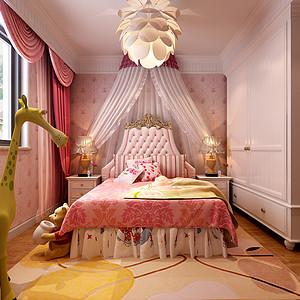 法式轻奢风格女儿房