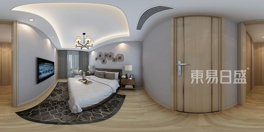 别墅-现代简约-效果图