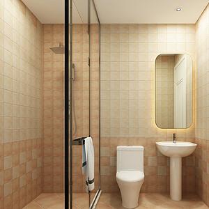 首开朗樾-美式-卫生间