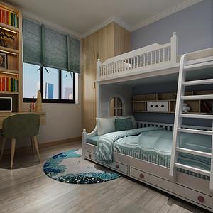 北欧风格儿童房
