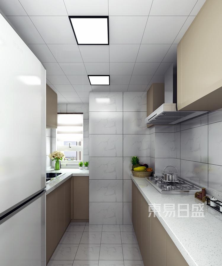 二居室-新古典-效果图
