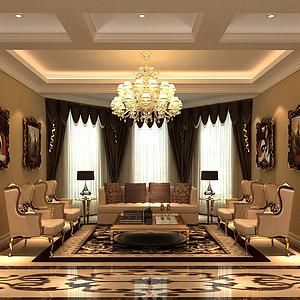 法式-二层厅