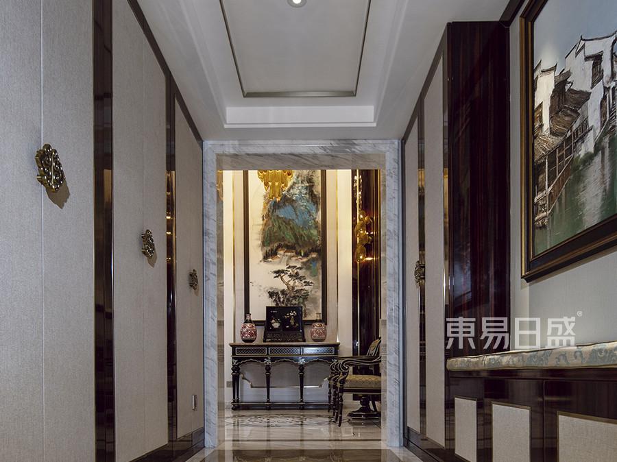 瀧悅長安-現代東方-門廳