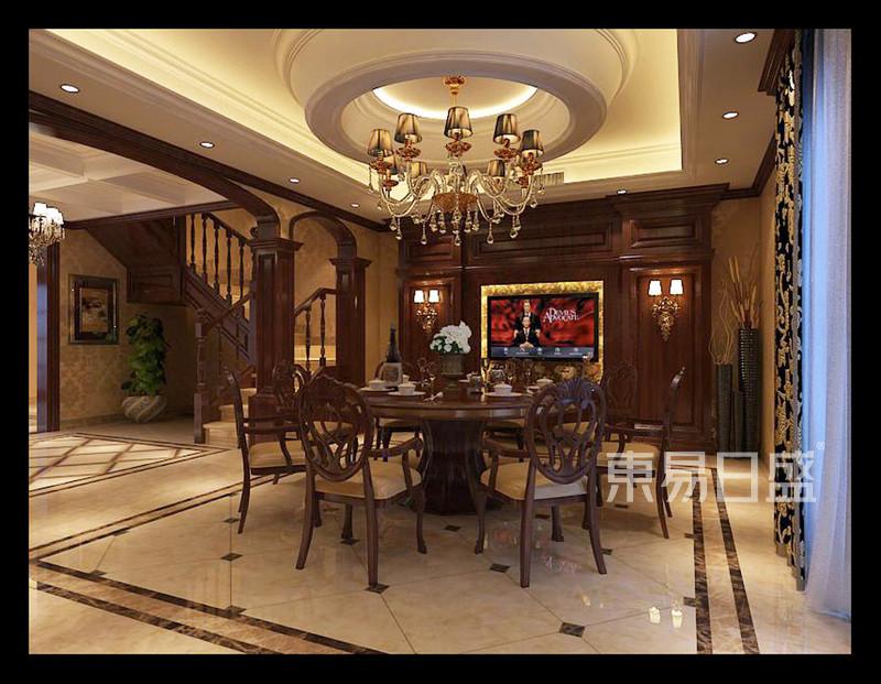 平面古味小餐馆平面图_古风设计图模具设计翻译译文相关图片