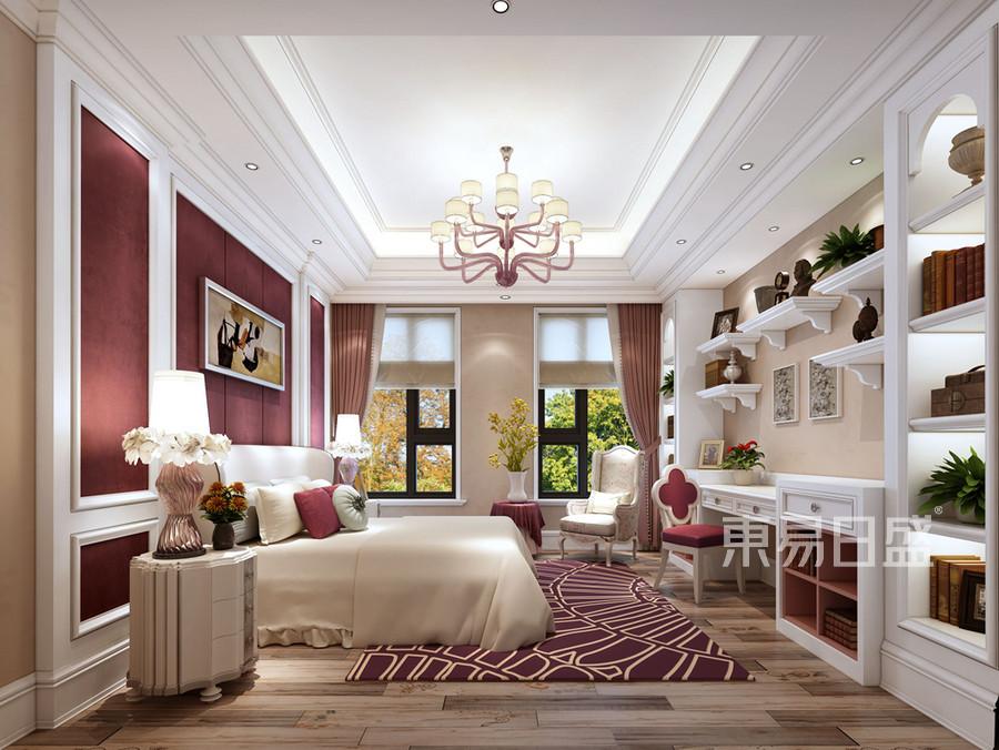 美式新古典风格儿童房装修设计效果