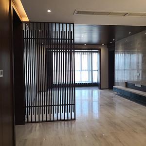 【实景图】东润泰和新中式风格166㎡四居室