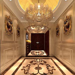 法式-门厅