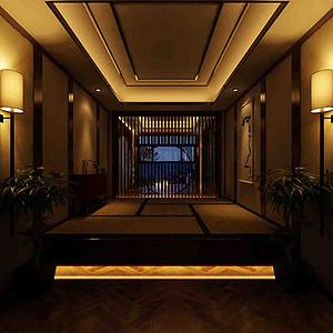 重庆翡翠御园独栋别墅+1000㎡+新中式风格