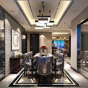 餐厅独特的环境体现了主人对美好生活