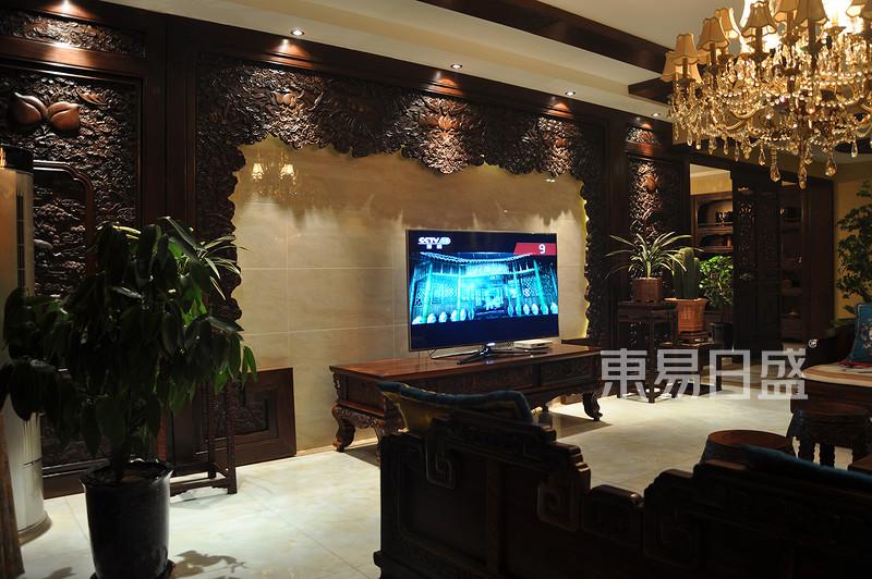 中式庭院装修