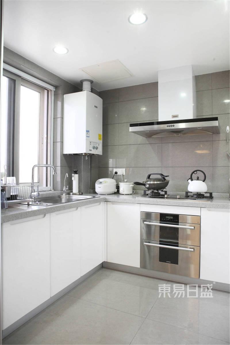 厨房装修效果图效果图_装修效果图大全2018图片
