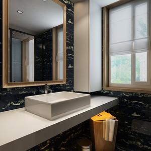 卫生间现代风格装修