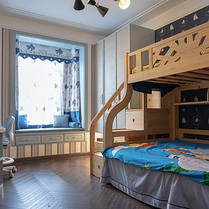 新中式风格儿童房