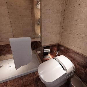 美式风格-卫生间