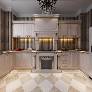 美式风格-厨房