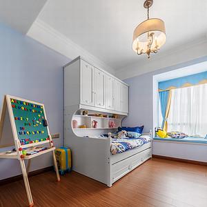 水悦湾-儿童房装修效果图