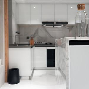 现代风格厨房效果图