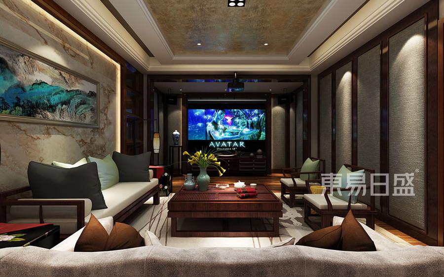 影音室装修效果图 效果图   分享  收藏  空间  风格 元素 我家装成