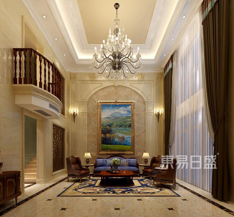 嘉宏锦园客厅