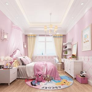 新中式卧室不一样的装饰把空间填满温馨