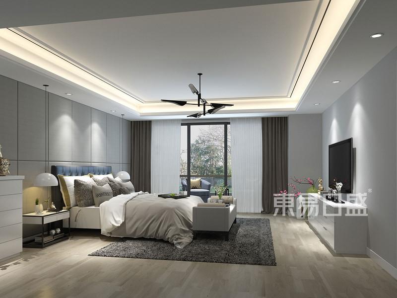 1,客廳沙發區采用簡約的北歐風格裝飾,白色的沙發,海洋元素的靠墊