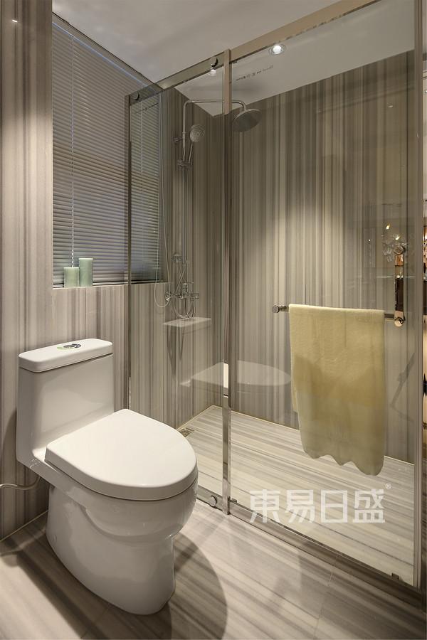 中豪汇景湾-现代风格-卫生间