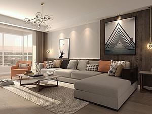 兰州120平米以下普通住宅最新装修学院_兰州案例湖南师范大学与工程设计图片