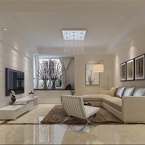 亿城堂庭-新简约风格-126平米